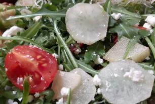 salada com batata yocan