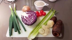 salada repolho roxo ingred.